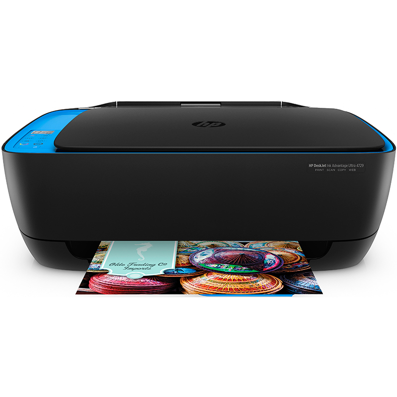 МФУ HP DeskJet Ink Advantage Ultra 4729 All-in-One