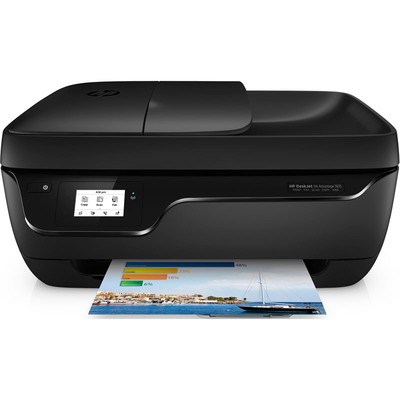 МФУ HP DeskJet Ink Advantage 4535 All-in-One